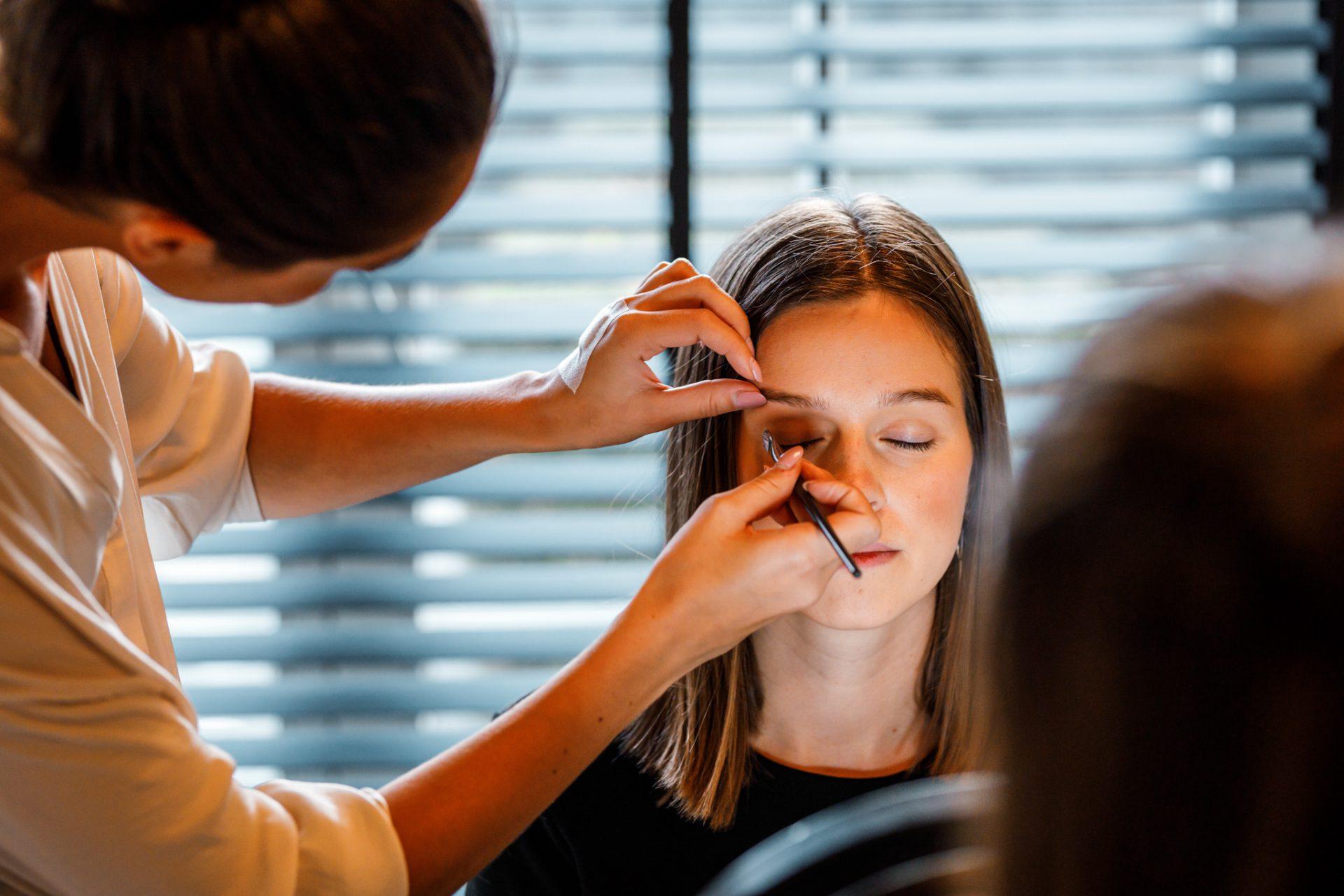 Make-up Workshop door ByNina