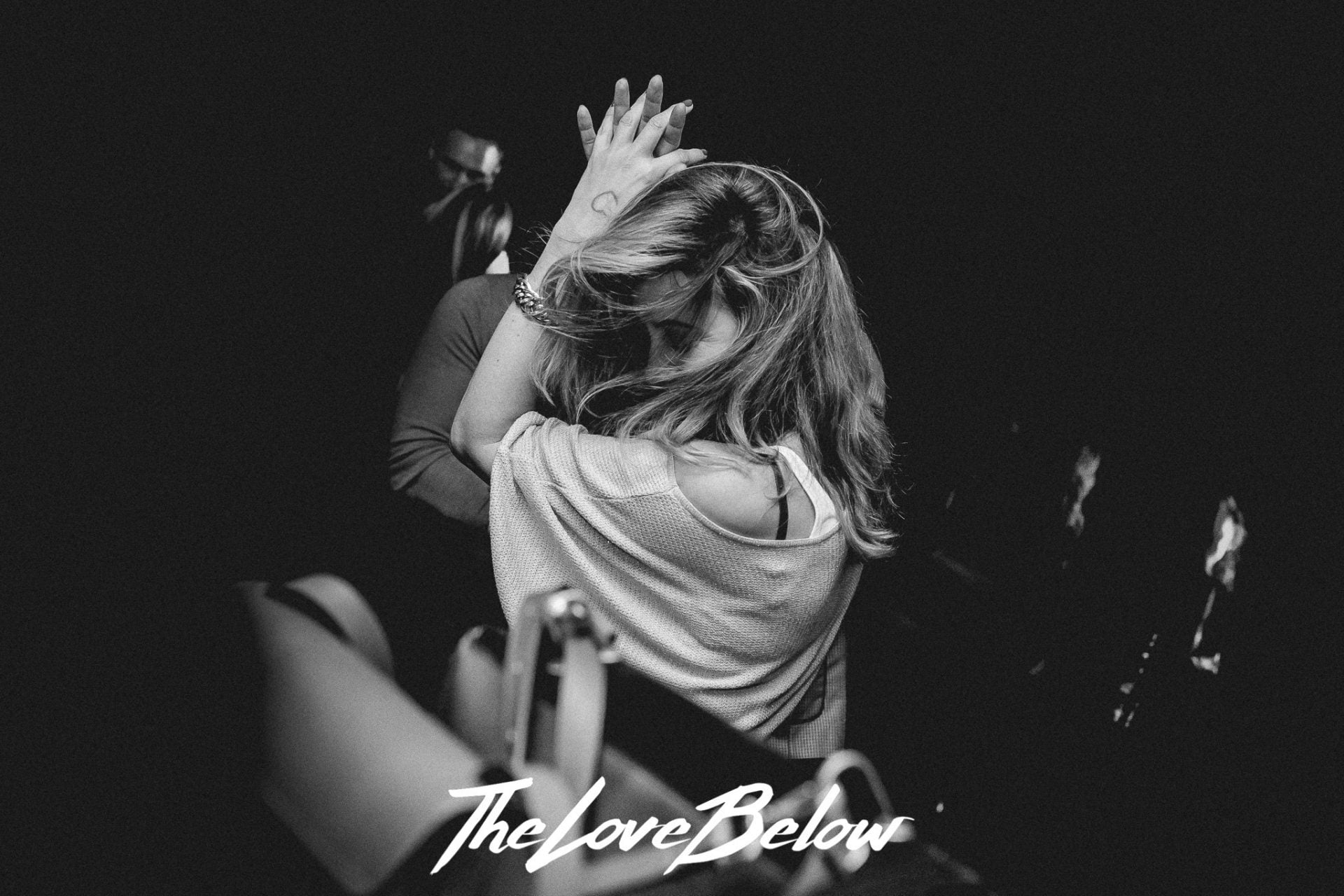 The Love Below in Velvet Lounge Antwerpen